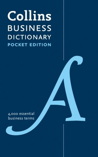 Pocket Business English Dictionary