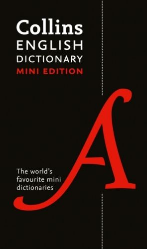 9780007532063 image Collins Mini English Dictionary