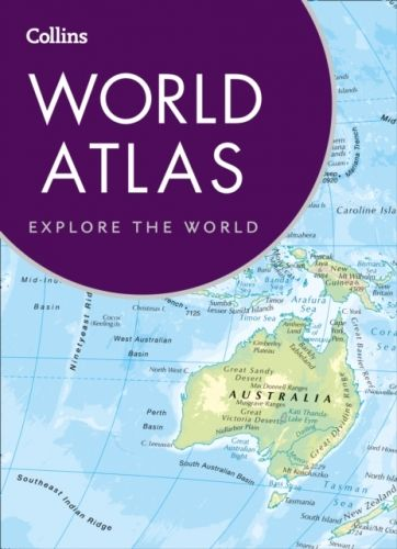 9780008158514 image Collins World Atlas: Paperback Edition