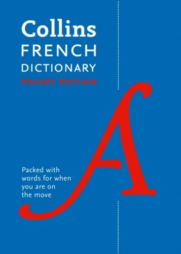 9780008183622 image Collins French Pocket Dictionary