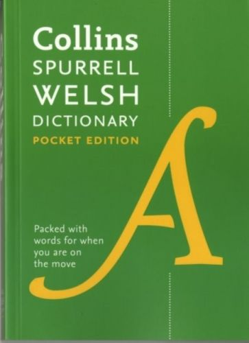 Collins Spurrell Welsh Pocket Dictionary