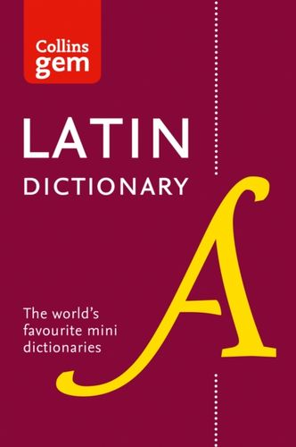Collins Latin Gem Dictionary