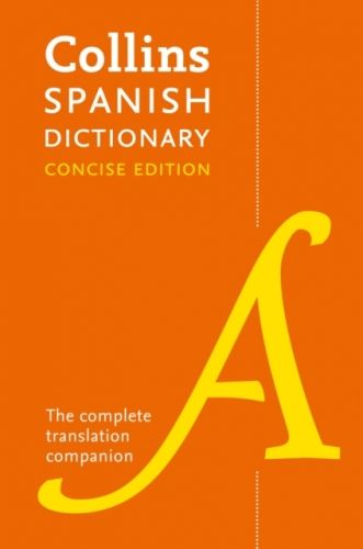 9780008241346 image Collins Spanish Concise Dictionary