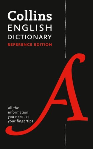 Collins English Reference Dictionary
