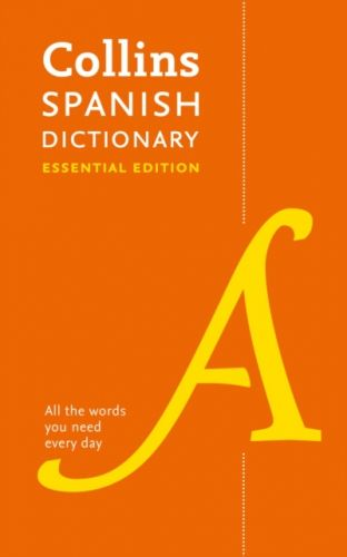 Collins Spanish Essential Dictionary