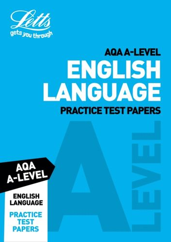 AQA A-Level English Language Practice Test Papers