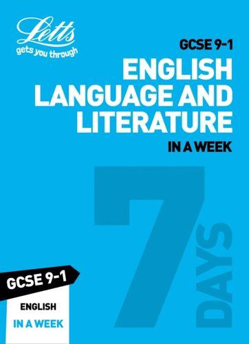 GCSE 9-1 English In a Week