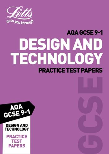AQA GCSE 9-1 Design & Technology Practice Test Papers