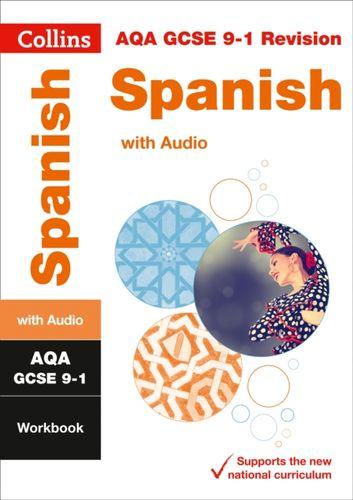 AQA GCSE 9-1 Spanish Workbook
