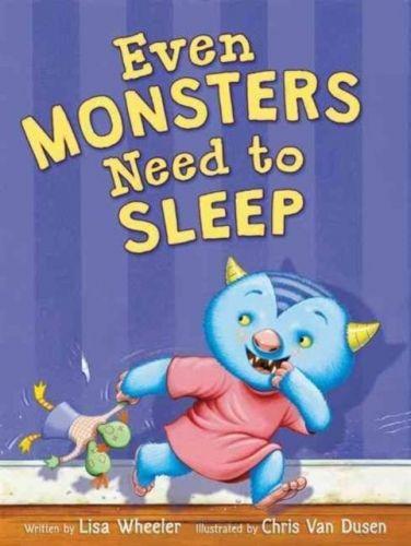 9780062366405 image Even Monsters Need to Sleep