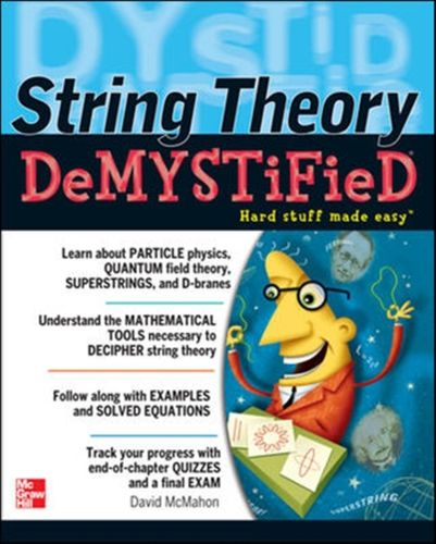 9780071498708 image String Theory Demystified
