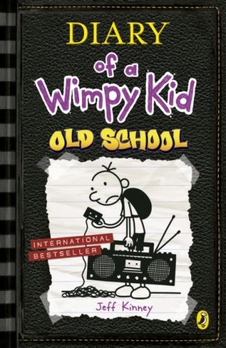 9780141377094 image Diary of a Wimpy Kid: Old School