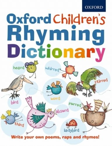 9780192735584 image Oxford Children's Rhyming Dictionary