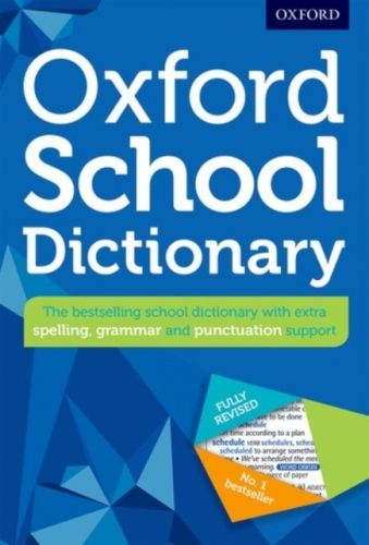 9780192743503 image Oxford School Dictionary