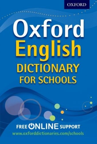 9780192756992 image Oxford English Dictionary for Schools