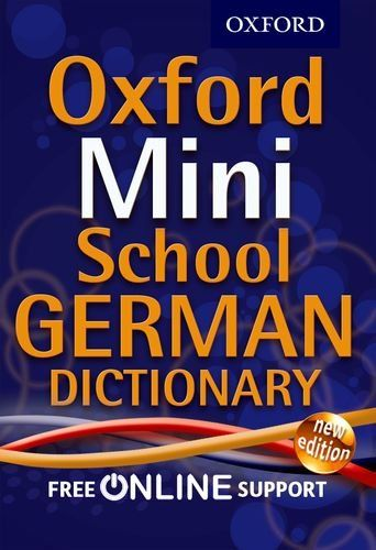Oxford Mini School German Dictionary