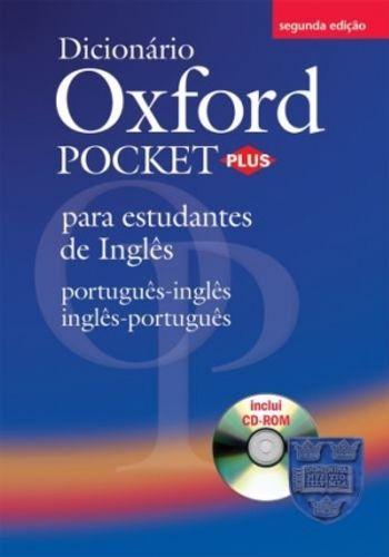 9780194301244 image Dicionario Oxford Pocket para estudantes de Ingles (Portugues-Ingles / Ingles-Portugues)