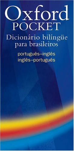 9780194315586 image Oxford Pocket Dicionario bilingue para brasileiros