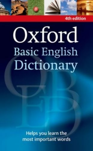 9780194333665 image Oxford Basic English Dictionary