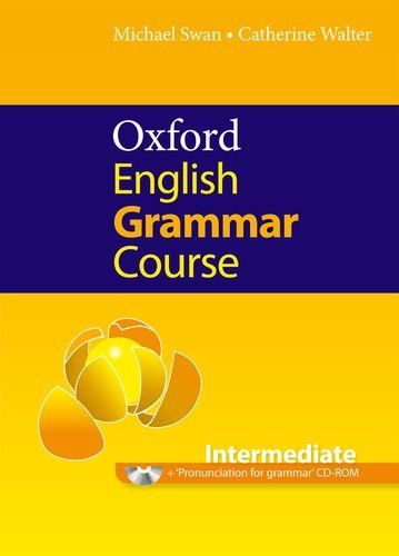 9780194420839 image Oxford English Grammar Course: Intermediate: without Answers CD-ROM Pack