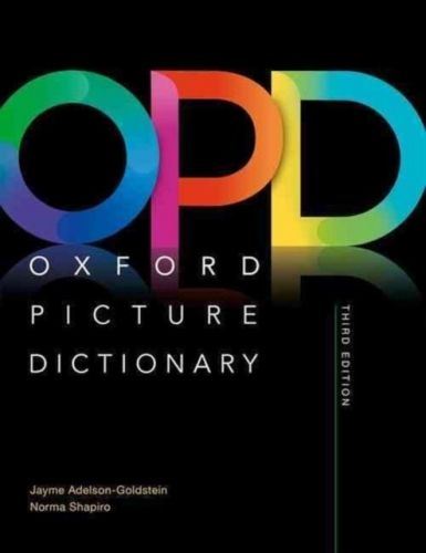 Oxford Picture Dictionary: Monolingual (American English) Dictionary