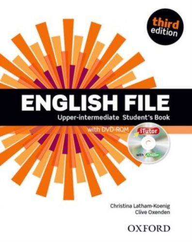 English File third edition: Upper-intermediate: Student's Book with iTutor