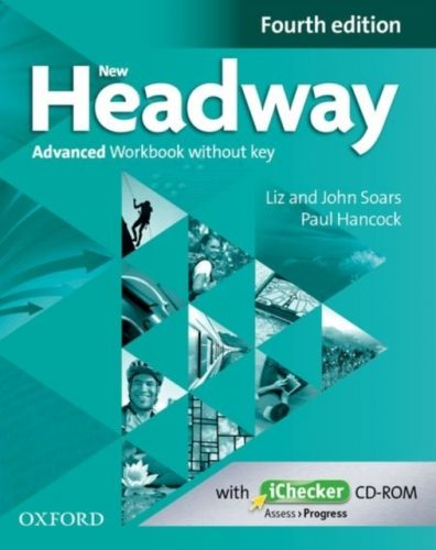 9780194713559 image New Headway: Advanced C1: Workbook + iChecker without Key