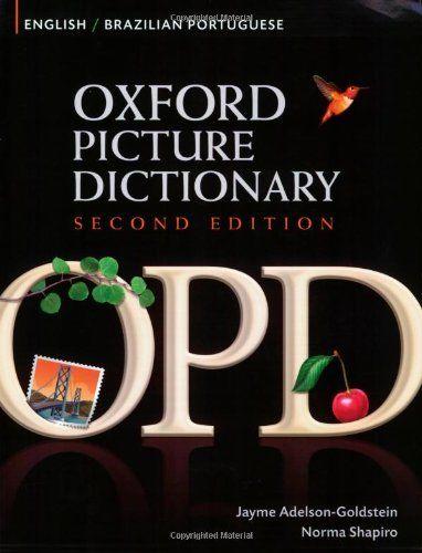 9780194740111 image Oxford Picture Dictionary Second Edition: English-Brazilian Portuguese Edition