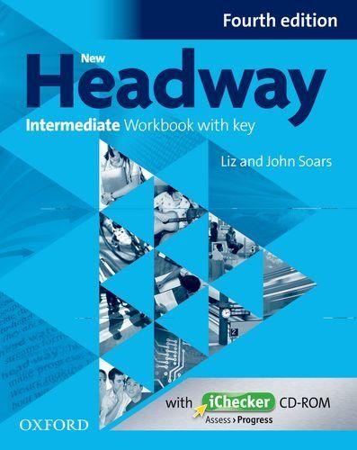 New Headway: Intermediate B1: Workbook + iChecker with Key