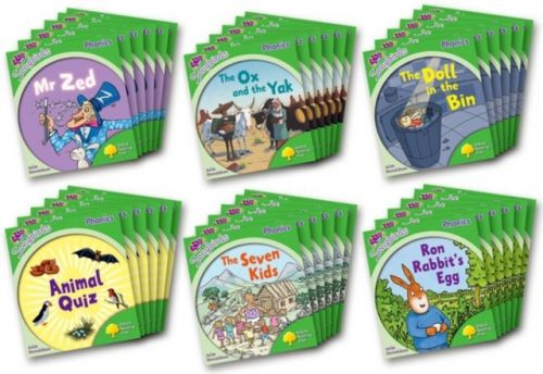 Oxford Reading Tree: Level 2: More Songbirds Phonics