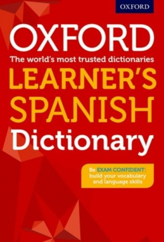 9780198407966 image Oxford Learner's Spanish Dictionary