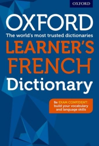 9780198407980 image Oxford Learner's French Dictionary