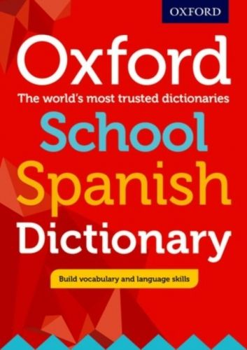Oxford School Spanish Dictionary