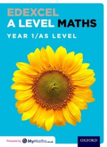 Edexcel A Level Maths: Year 1 / AS Student Book