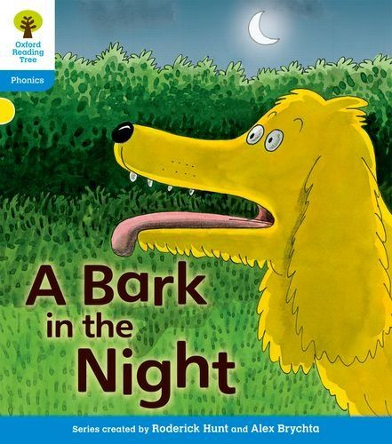 Oxford Reading Tree: Level 3: Floppy's Phonics Fiction: A Bark in the Night
