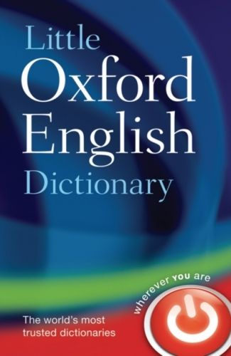 9780198614388 image Little Oxford English Dictionary