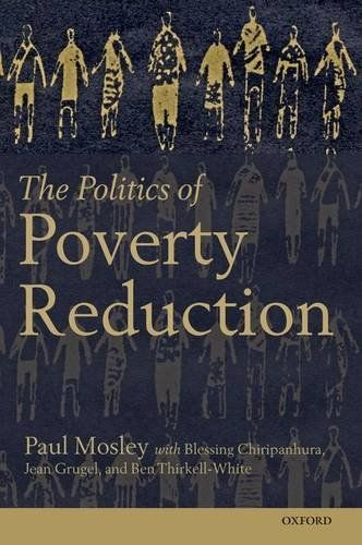 Politics of Poverty Reduction