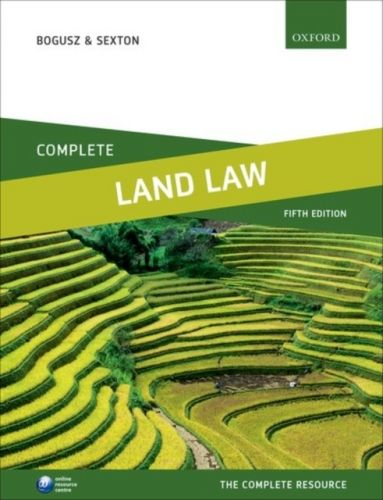 9780198793250 image Complete Land Law