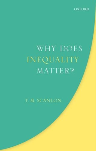 Why Does Inequality Matter?