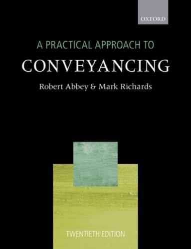 Practical Approach to Conveyancing