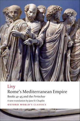 9780199556021 image Rome's Mediterranean Empire