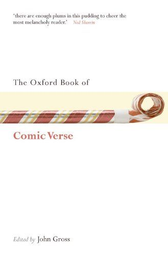 Oxford Book of Comic Verse