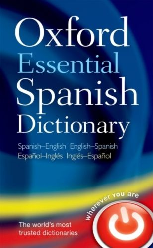 9780199576449 image Oxford Essential Spanish Dictionary