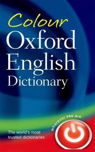 9780199607914 image Colour Oxford English Dictionary