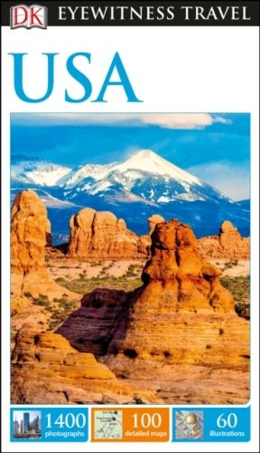 DK Eyewitness Travel Guide USA