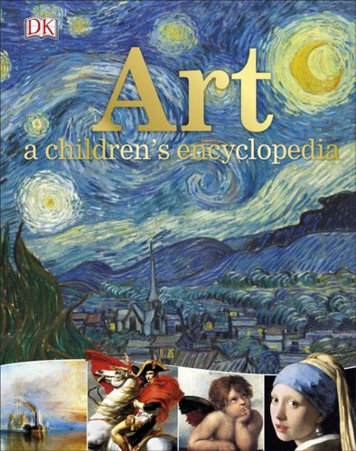9780241297650 image Art A Children's Encyclopedia