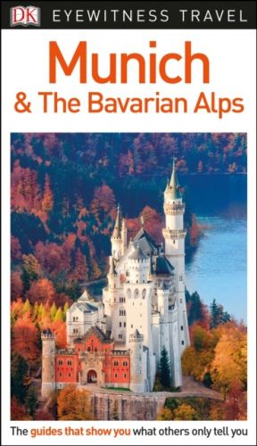 9780241306161 image DK Eyewitness Travel Guide Munich and the Bavarian Alps