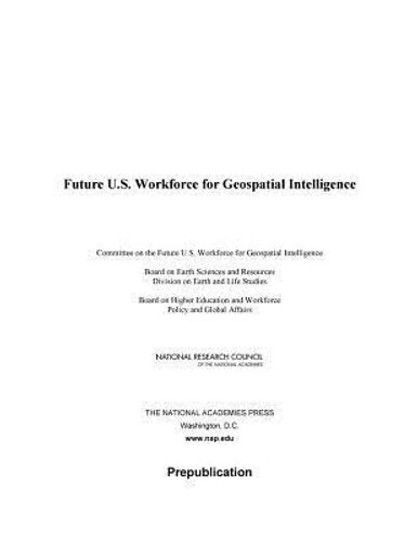 Future U.S. Workforce for Geospatial Intelligence