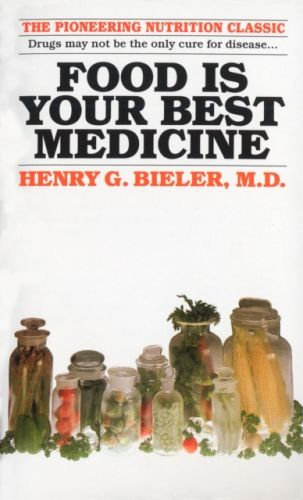 9780345351838 image Food Is Your Best Medicine