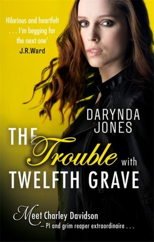 9780349417776 image Trouble With Twelfth Grave